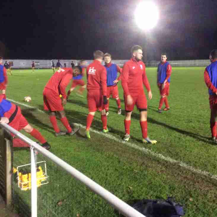 Match Preview - MDTFC Under 21's v Wrockwardine Wood Under 21's - Wednesday 18th January 2017