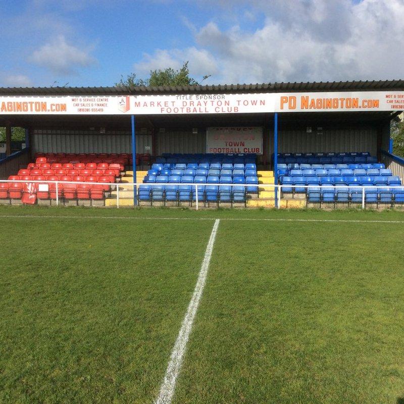 Market Drayton Town Reserves 1 - 1 AFC Bridgnorth Development