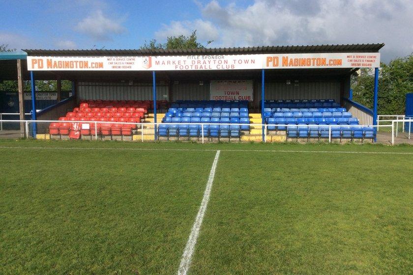 Market Drayton Town Res. beat Gornal Colts 6 - 2