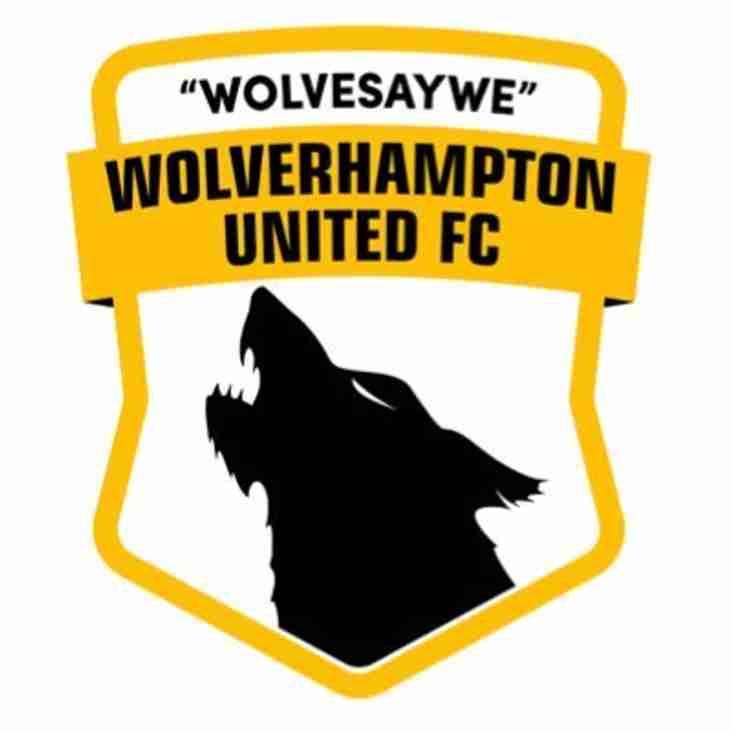 Match Preview - MDTFC Reserves v Wolverhampton United FC - 9th September