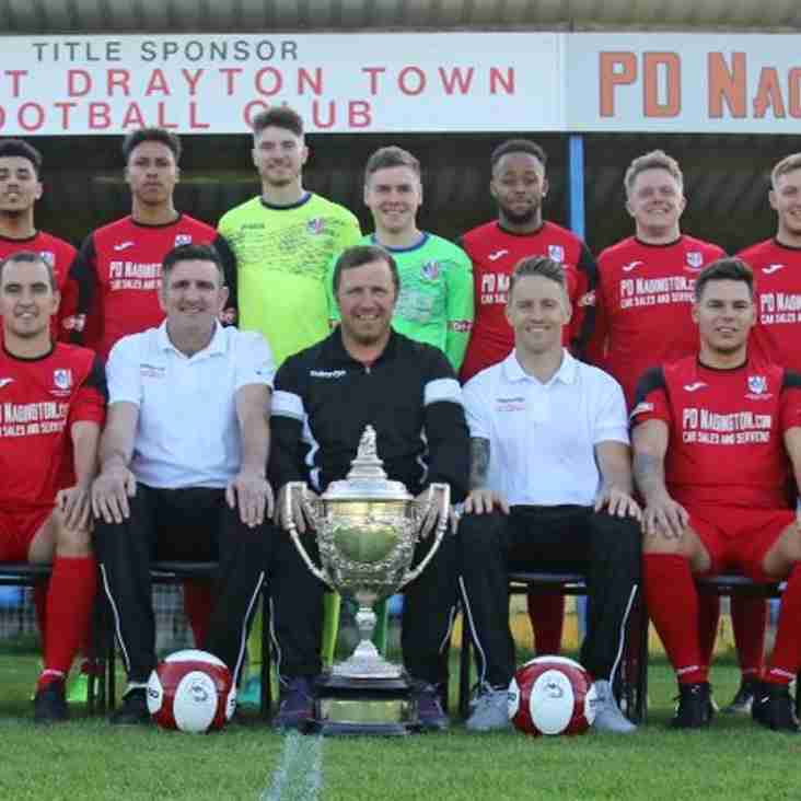 For The 2018-2019 Season We Will Be Playing In The Northern Premier League West