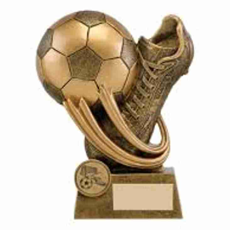 MDTFC Awards Presentation Evening - Friday 18th May - 7.30pm - Everyone Is Invited