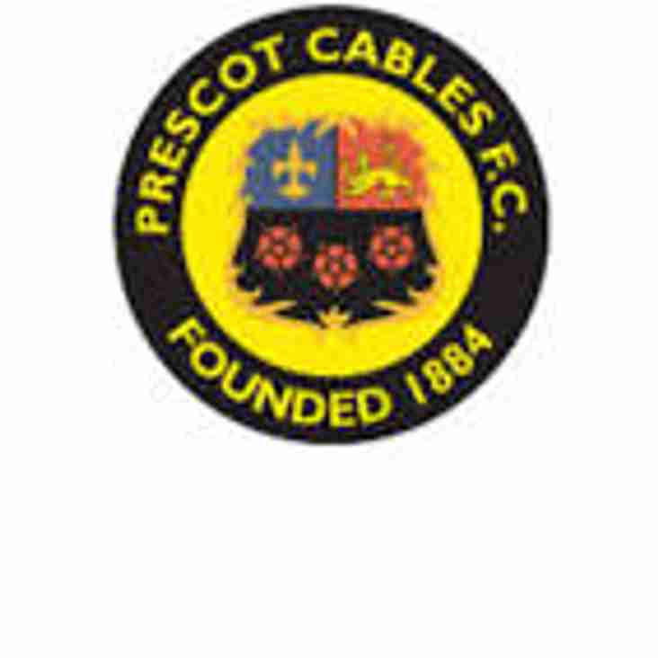 Match Pre-View: MDTFC versus Prescot Cables - 15th September 2018 (Away)