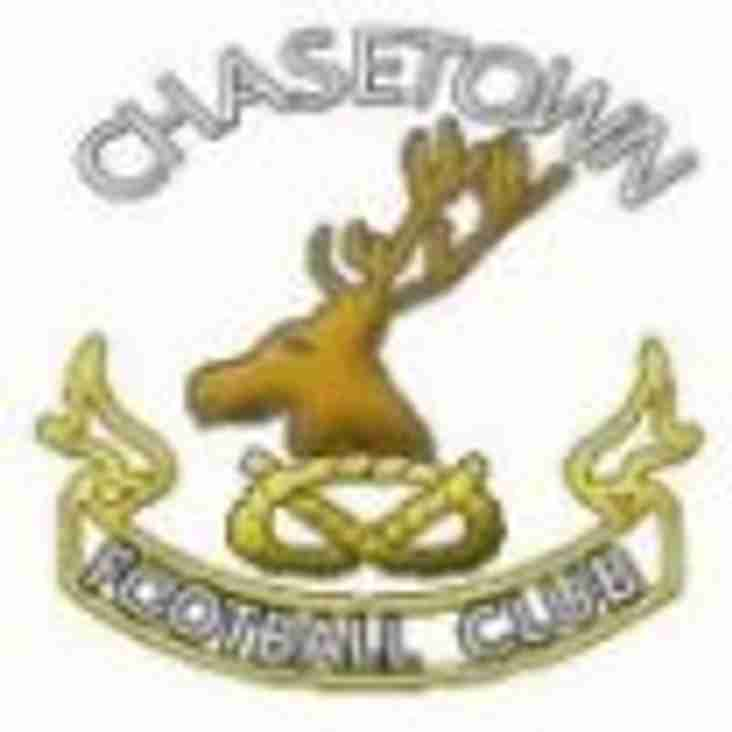 'Away' Match Preview - MDTFC V Chasetown (Saturday 22nd September 2018)