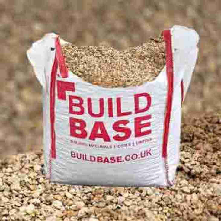 Many Thanks To Buildbase Market Drayton For Their Generous Sponsorship In The Supply Of Building Materials