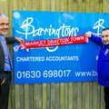 MDTFC Extend A Massive Thank You To Barringtons Chartered Accountants For Their Continued Sponsorship