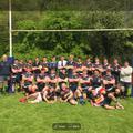 Spalding RFC U17/18's. 26pts. :  Sleaford RFC U17/18's. 13pts