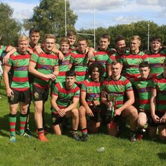 Oldham cup winners - Under 16s