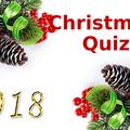 Mal's Christmas Video Quiz 2018