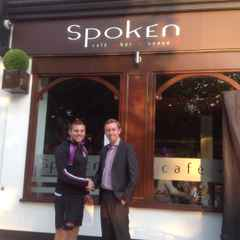 Spoken Cafe Bar continue to Back the Cockles