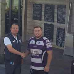 Exmouth add to front row options with signing of Gibbons