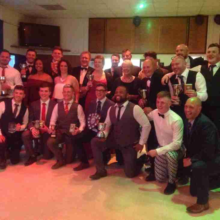 Wathes, Harris and Dalton receive key Awards at Senior Awards Night