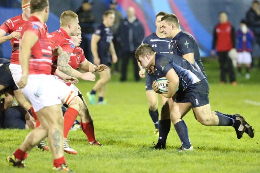 Marine Marsh adds to front row options