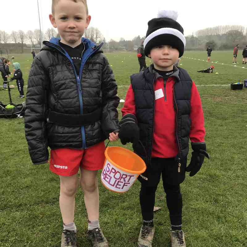 Sport Relief 2018 - U5's