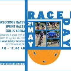 Dynamo Sparks Race Day