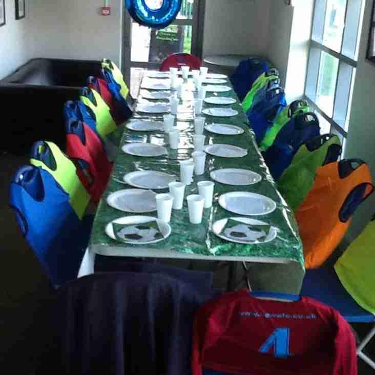 Children Birthday Parties At Kew and Ham Sports Association