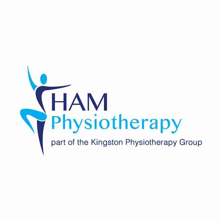 New Sponsor Announced- Ham  Physiotherapy