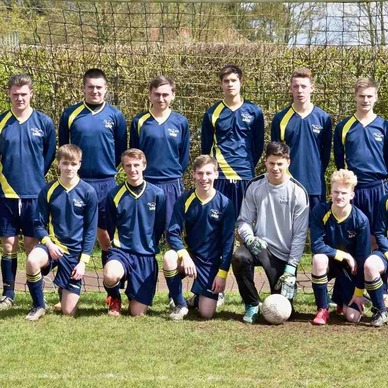 U17 Blues V Sandy Colts 17-4-16