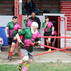 Greenmount Carpets Charity Match