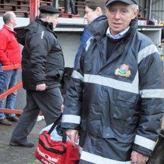 Redruth RFC Behind the scenes staff