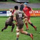 Redruth  32 - 5  Guernsey