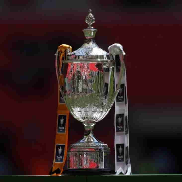 Buildbase FA Vase Draw Announced