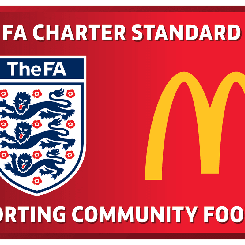 Holwell join the ranks of Charter Standard Clubs!
