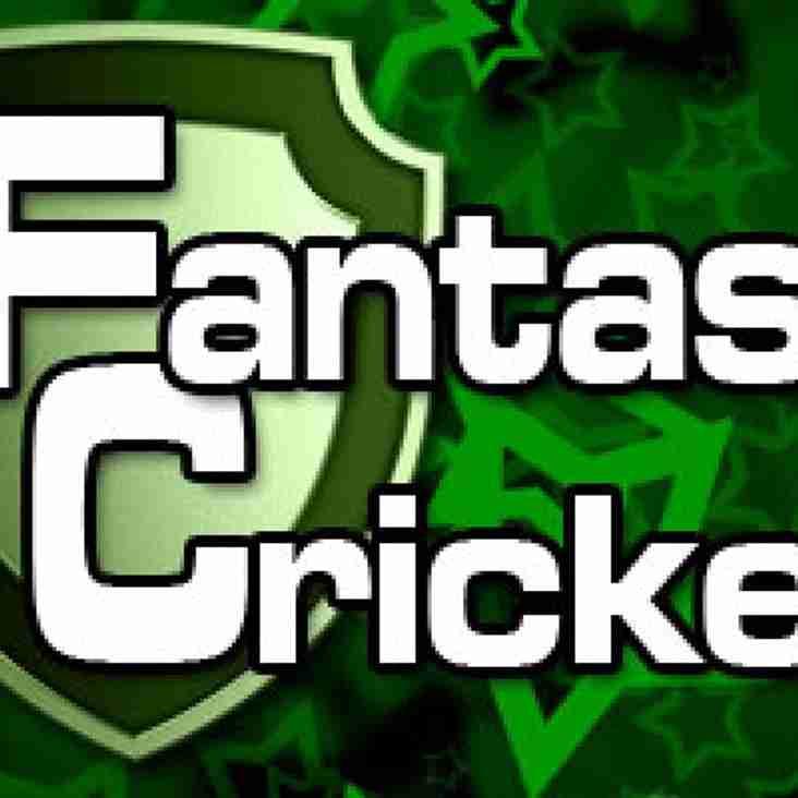 Fantasy Cricket 2017