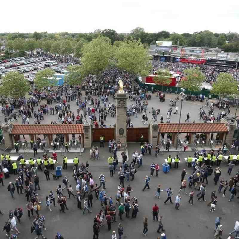 Twickenham Fan zone