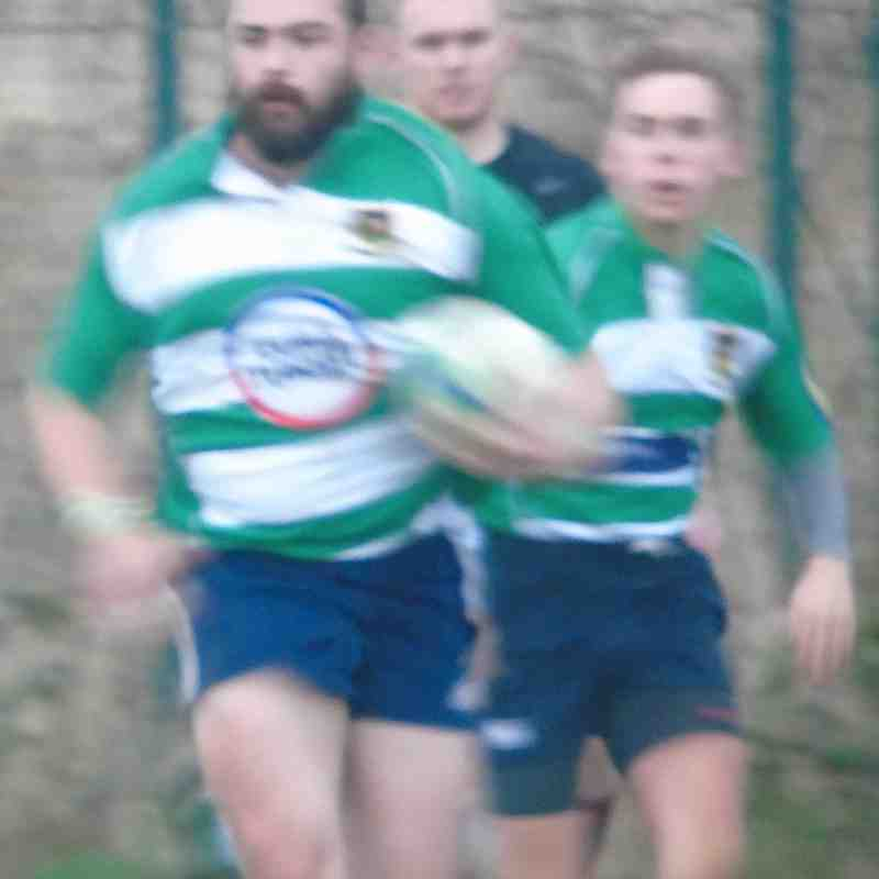 2016-10-15 3rds 22 Whitstable 2nds 12