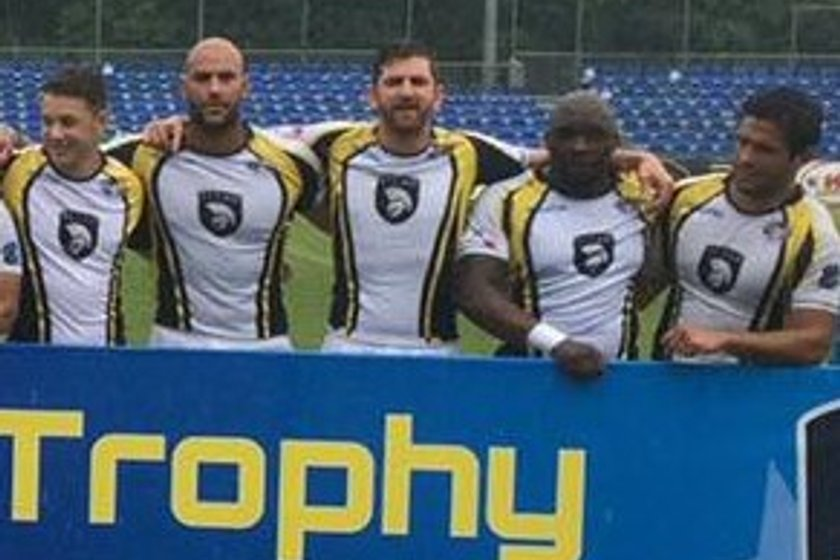 CYPRUS RUGBY SQUAD LEAVE BUCHAREST 7s TOURNAMENT WITH A TROPHY
