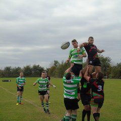 2017-10-14 Cliffe 1sts v 2nds