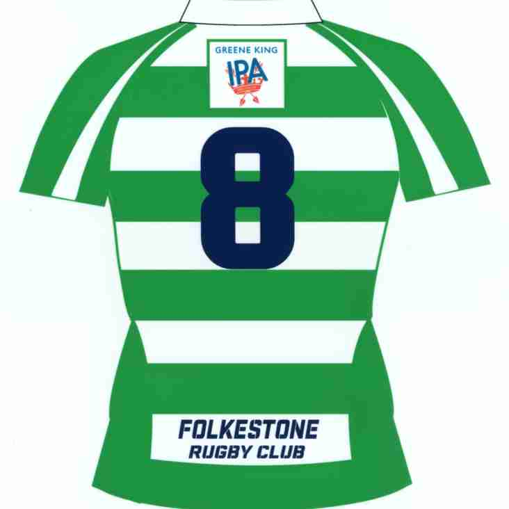 WANTED!! 1stXV Shirt Number Sponsors?
