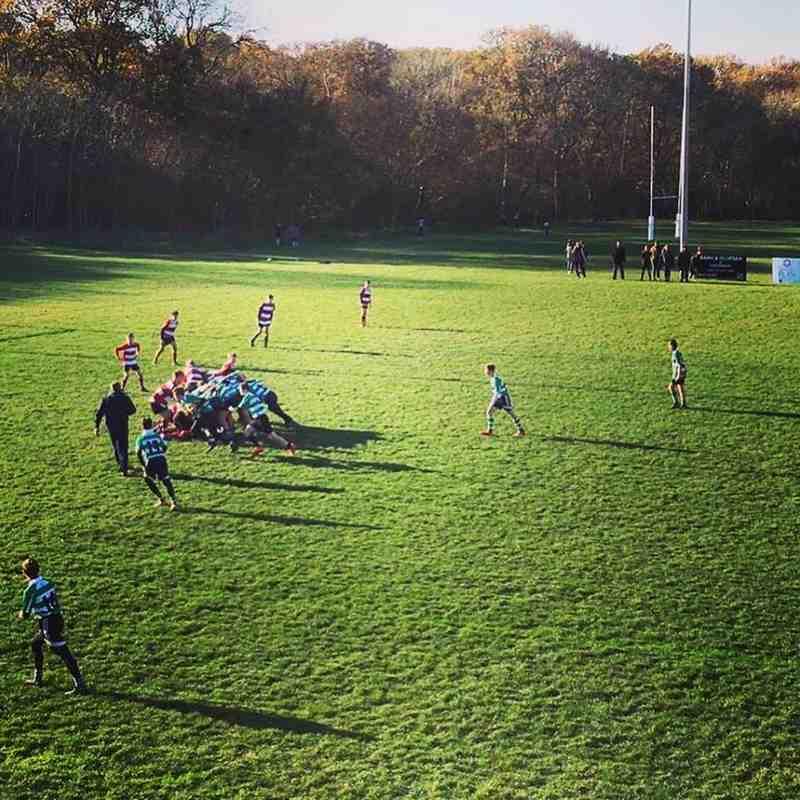 18/11/18 Kent U14 Cup 1st Round