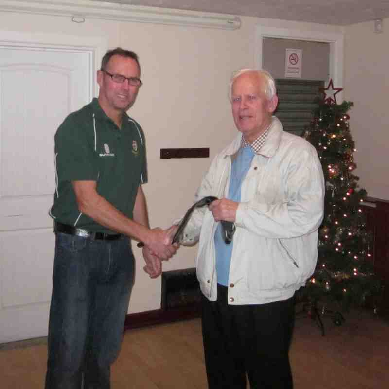 Dec 10th  2014 - Presentation Evening