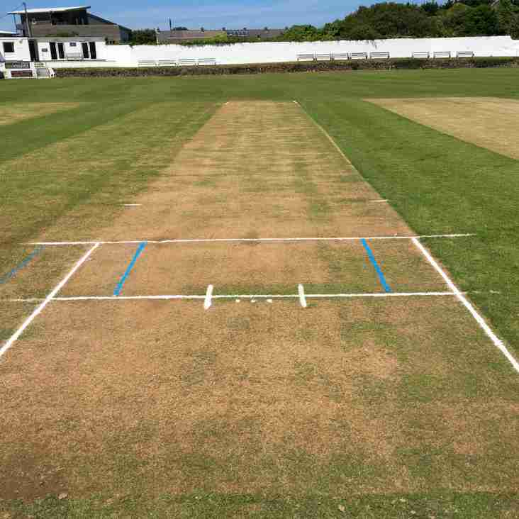 Camborne 2nd X1 v Hayle 2nd X1 - Andrew Cup SF Tuesday July 19th @6.30pm T20