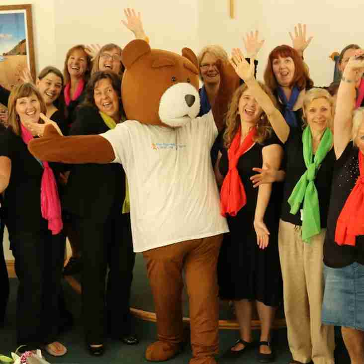 Royal Cornwall Hospital Staff Choir to sing at CCC