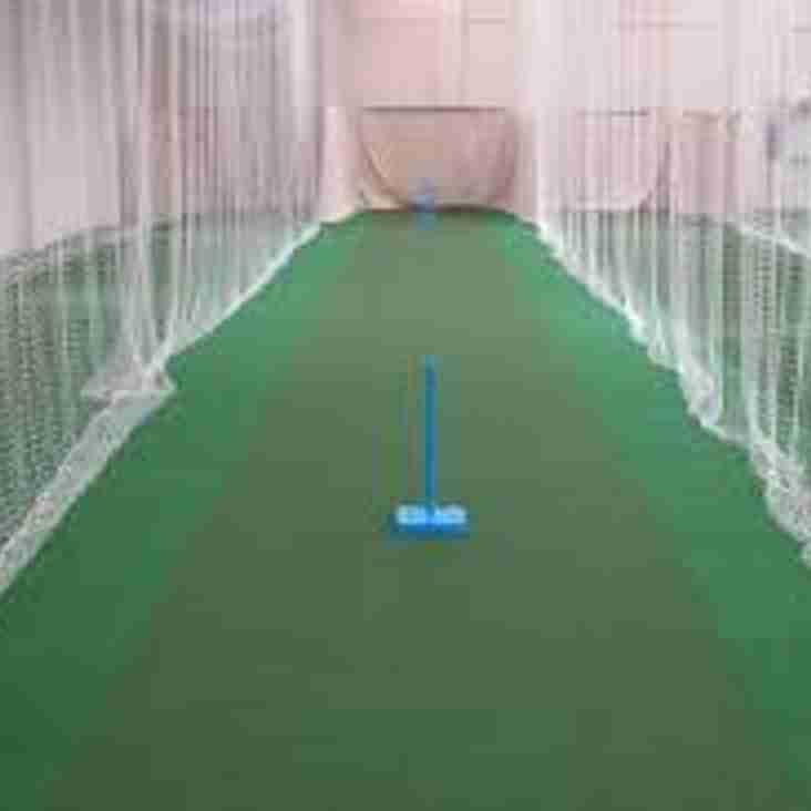 Pre season nets begin this week ...