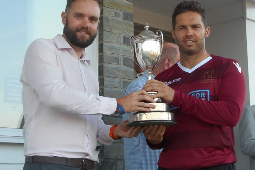 Record breaking Vinter Cup final at Roskear