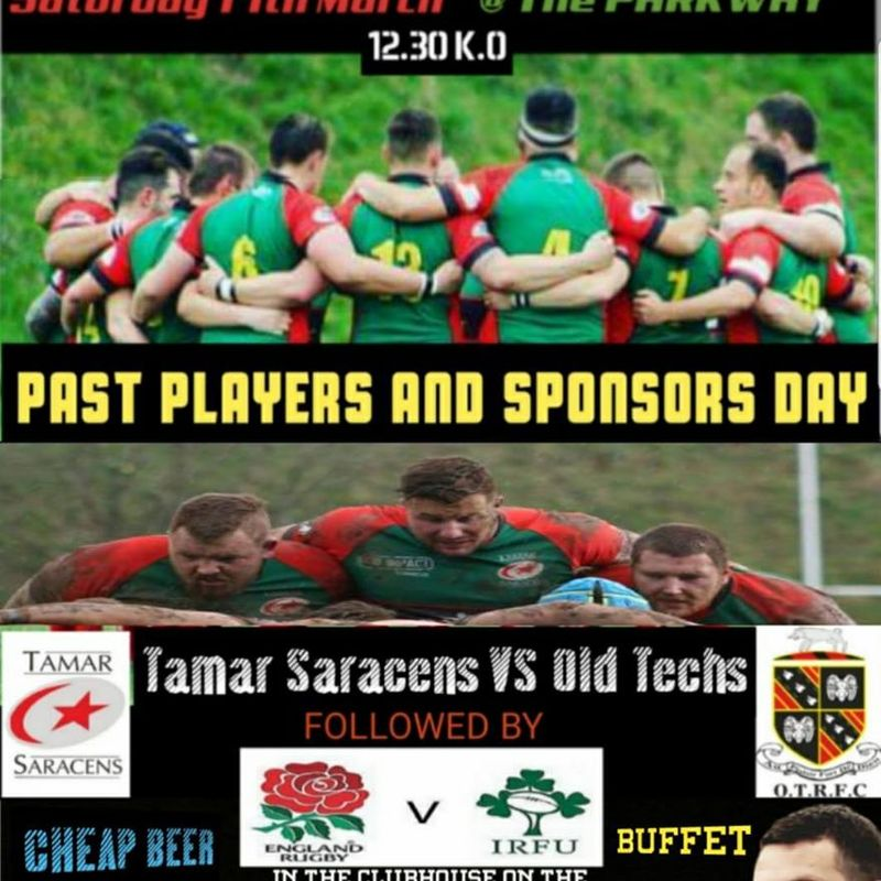 Past Players and Sponsors Day