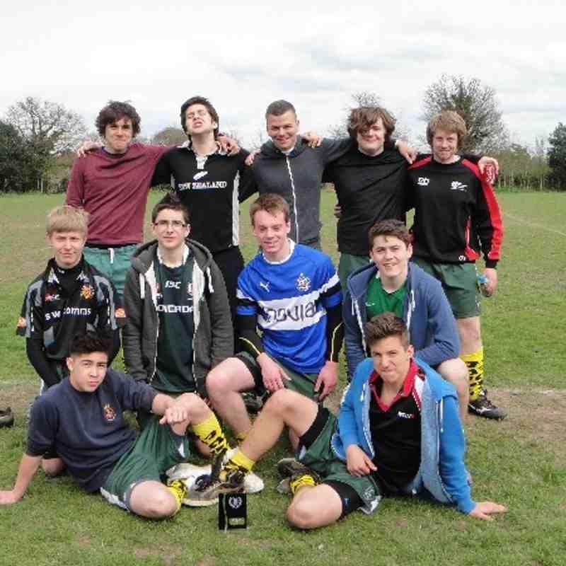 U16 7's team
