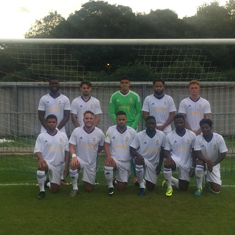 Highmoor lose to Tuffley Rovers 2 - 1