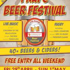 Beer Festival and Presidents Day