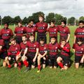 Under 14 B beat Datchworth & Harpenden B 53 - 31