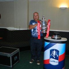FA Cup comes to Cadbury's!