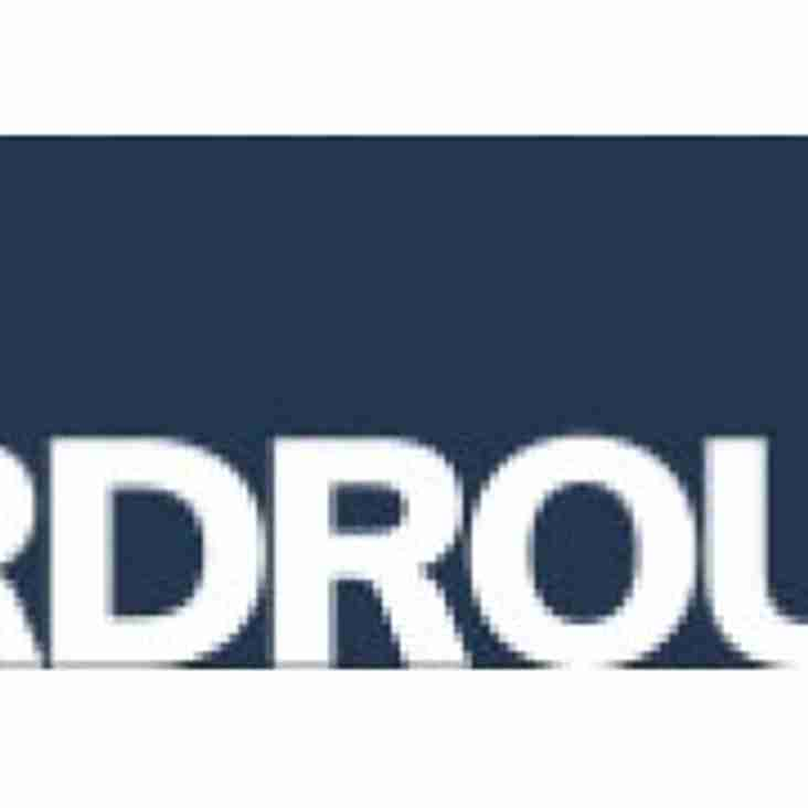 Fordrough Proudly Sponsor Cadbury Athletic for 2018/2019 season