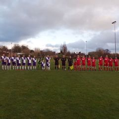 01/12/18 vs Desborough Town (FA Vase 3rd Round)