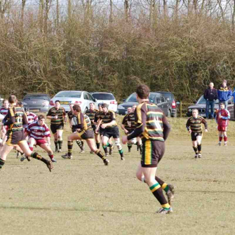 Ashby v Mellish 09-10