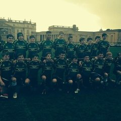 H&P county rugby junior U14 tournament winners
