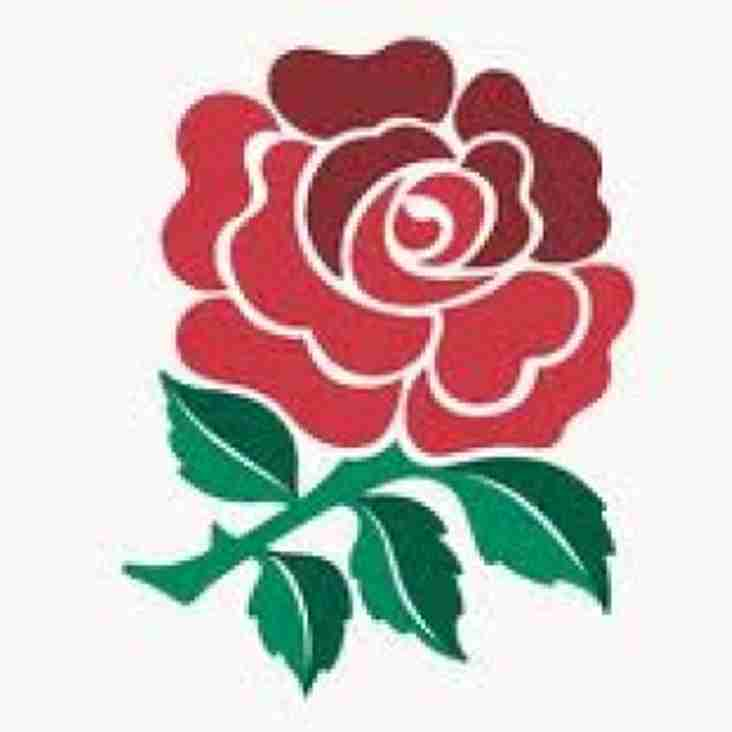 Saturday 25th June - England Vs Australia - Final Tour Match Being Televised at the Club